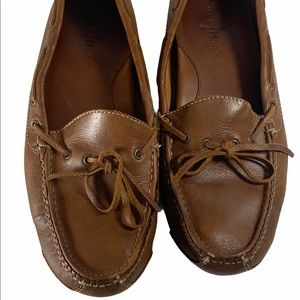 Cole Haan Brown Leather Men's Shoes